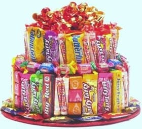 Candy Bar Cakes, Candy Cake, Chocolate Candy Bar Cakes,