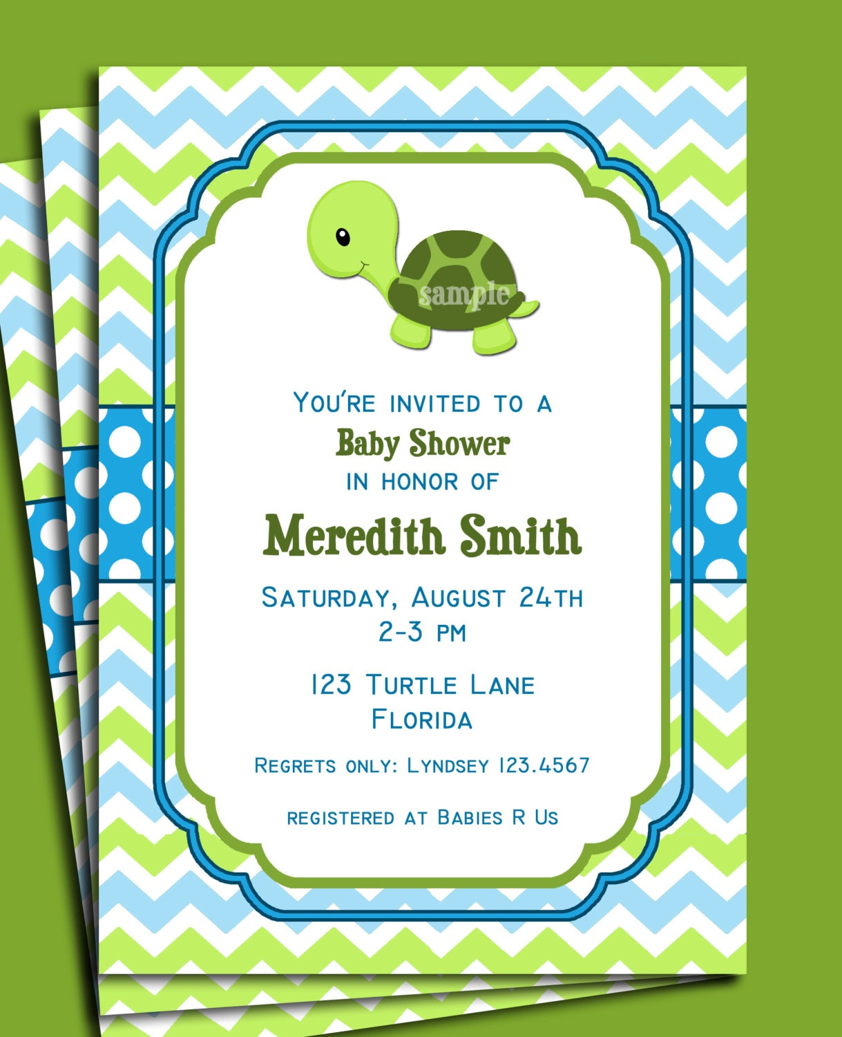 Turtle Baby Shower Invitations correctly perfect ideas for your invitation layout
