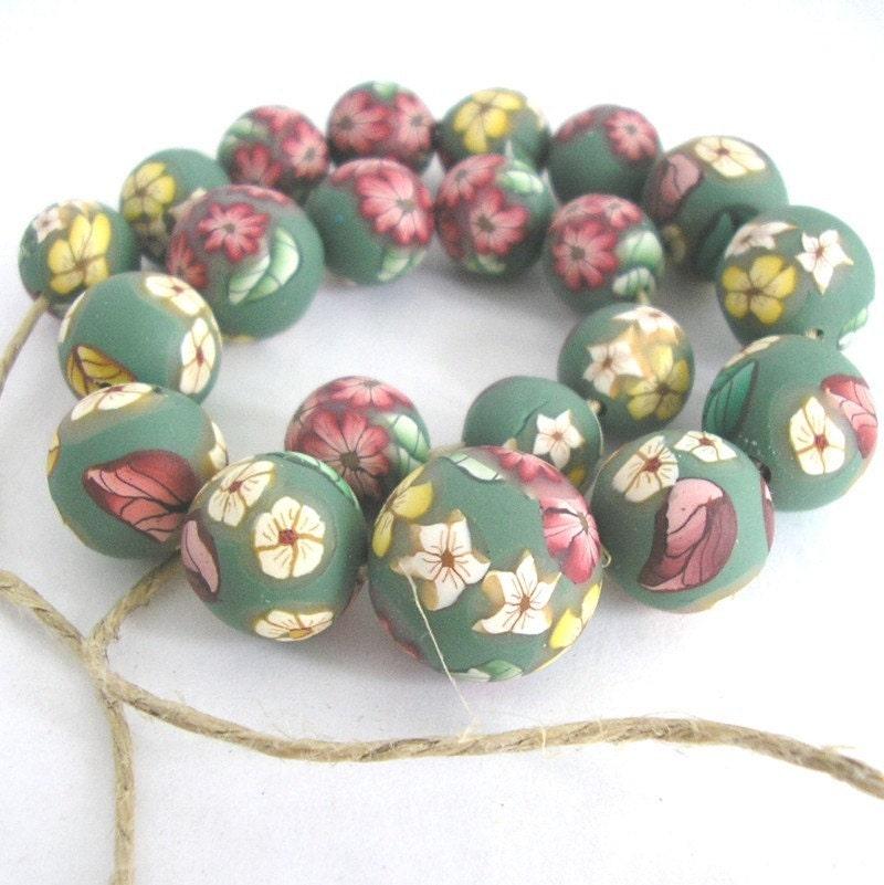 fall beads