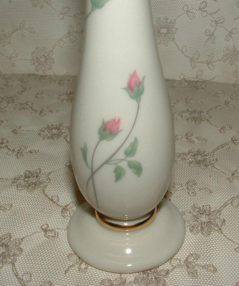 Gorgeous Ivory Lenox Rose Bud Vase Rose By Krsionceuponatime