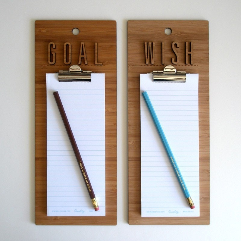 I will achieve my goals - Clipboard