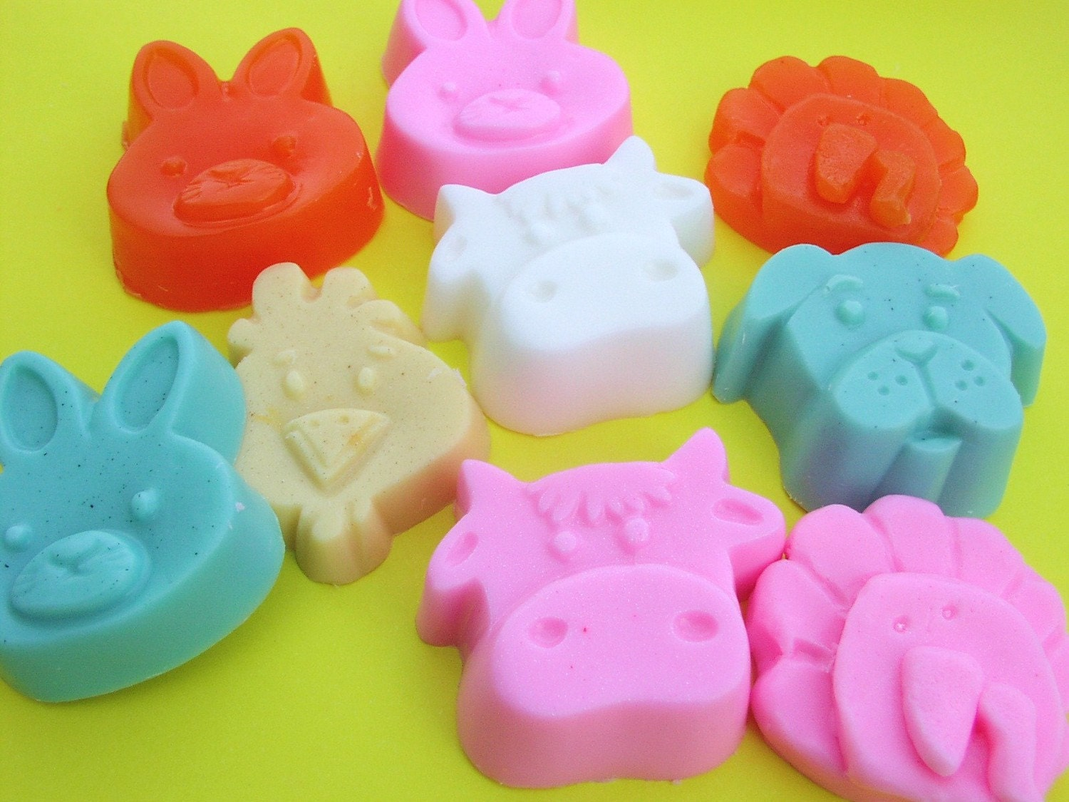 Surprise Animal Soaps