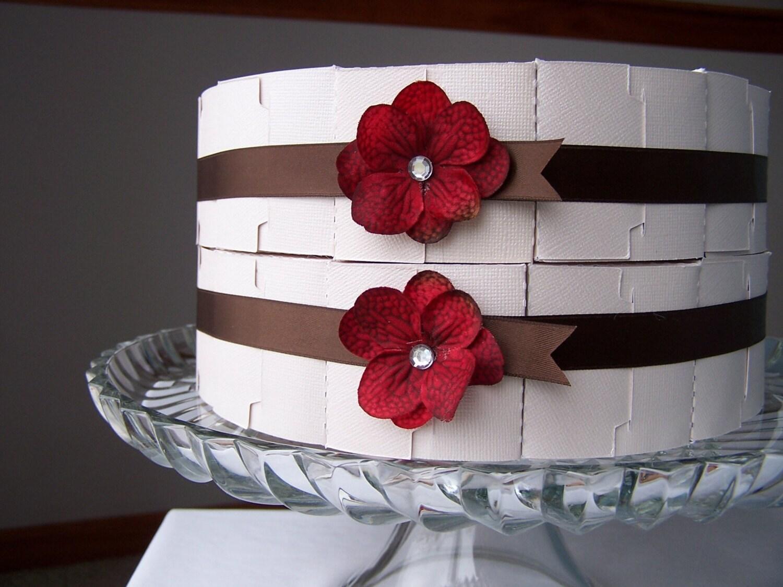 Vanilla Paper Cake - Set of 24