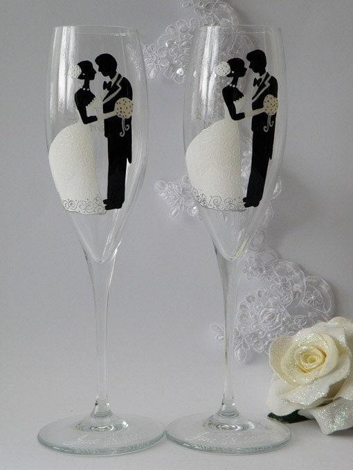 Decora tus copas para boda 63