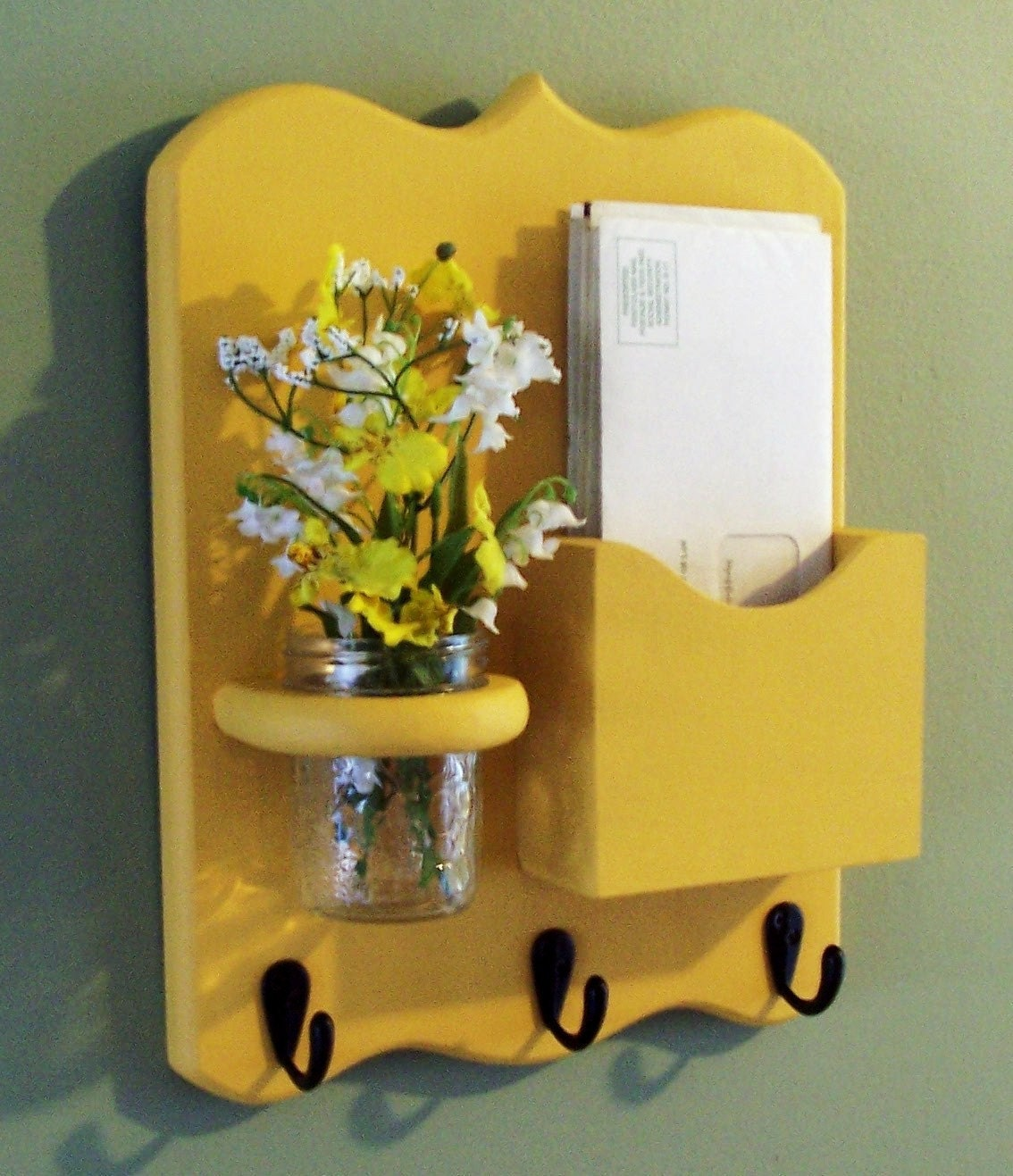 Letter Holder - Key Rack - Jar Vase - Organizer