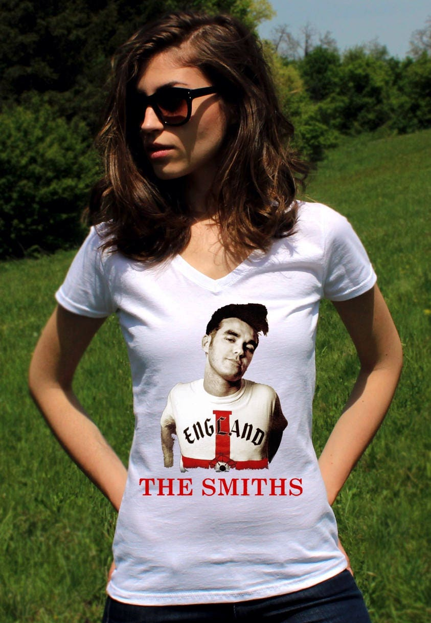 The smiths t shirt vintage uk
