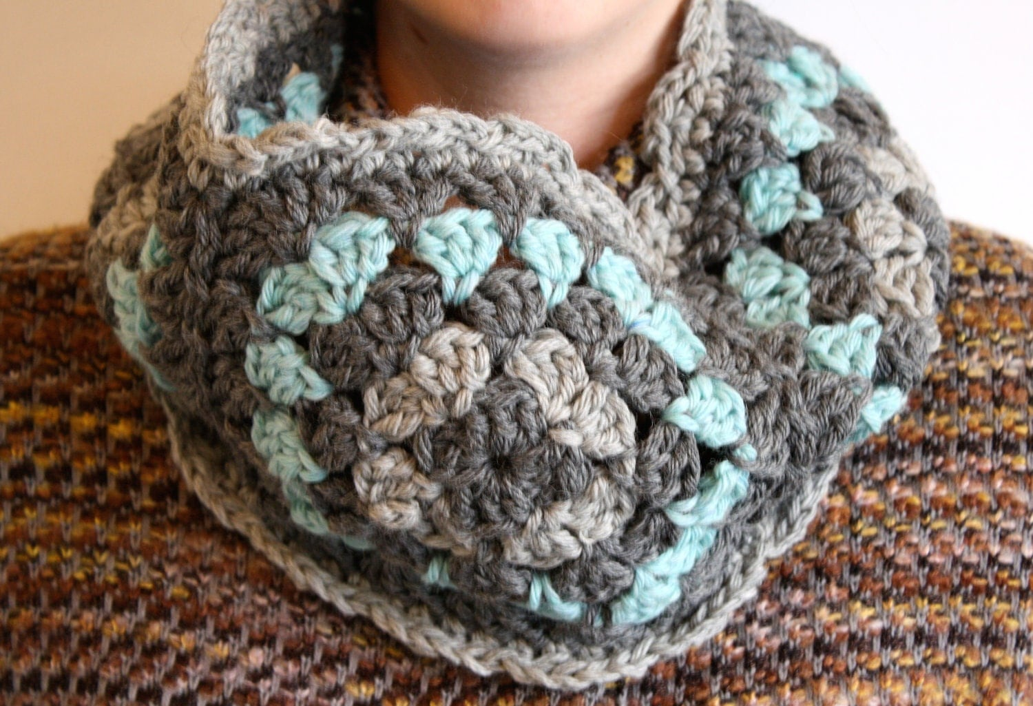 il 170x135.289074032 Etsy Treasury: Blue + Grey in Crochet