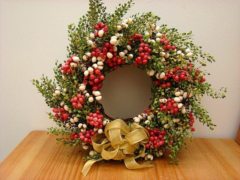 Christmas Berry Wreath