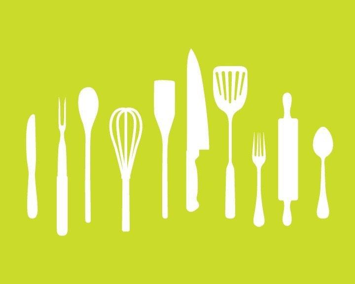 Kitchen Basics in Lime