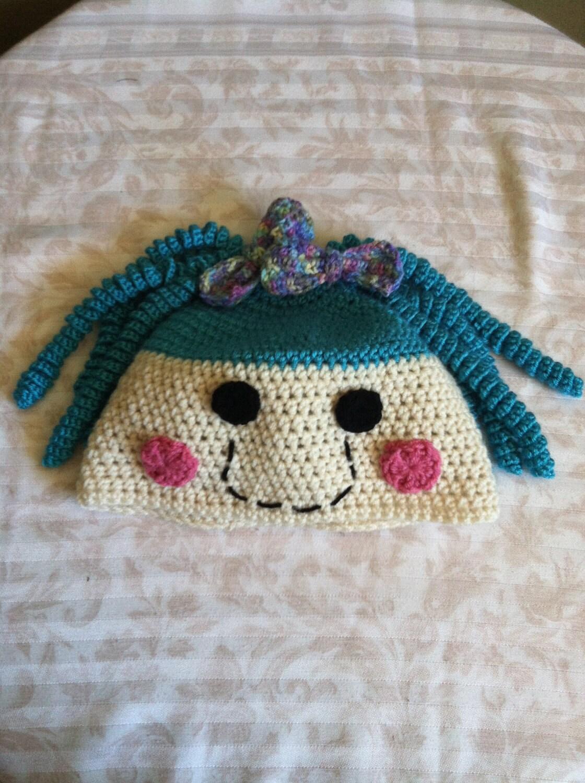 Lalaloopsy Inspired Hat