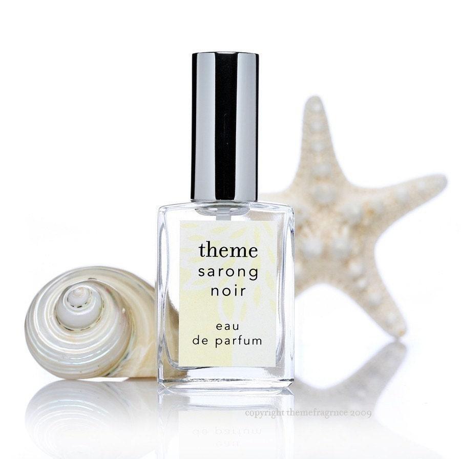 items similar to vanilla perfume spray sarong noir tm. Black Bedroom Furniture Sets. Home Design Ideas