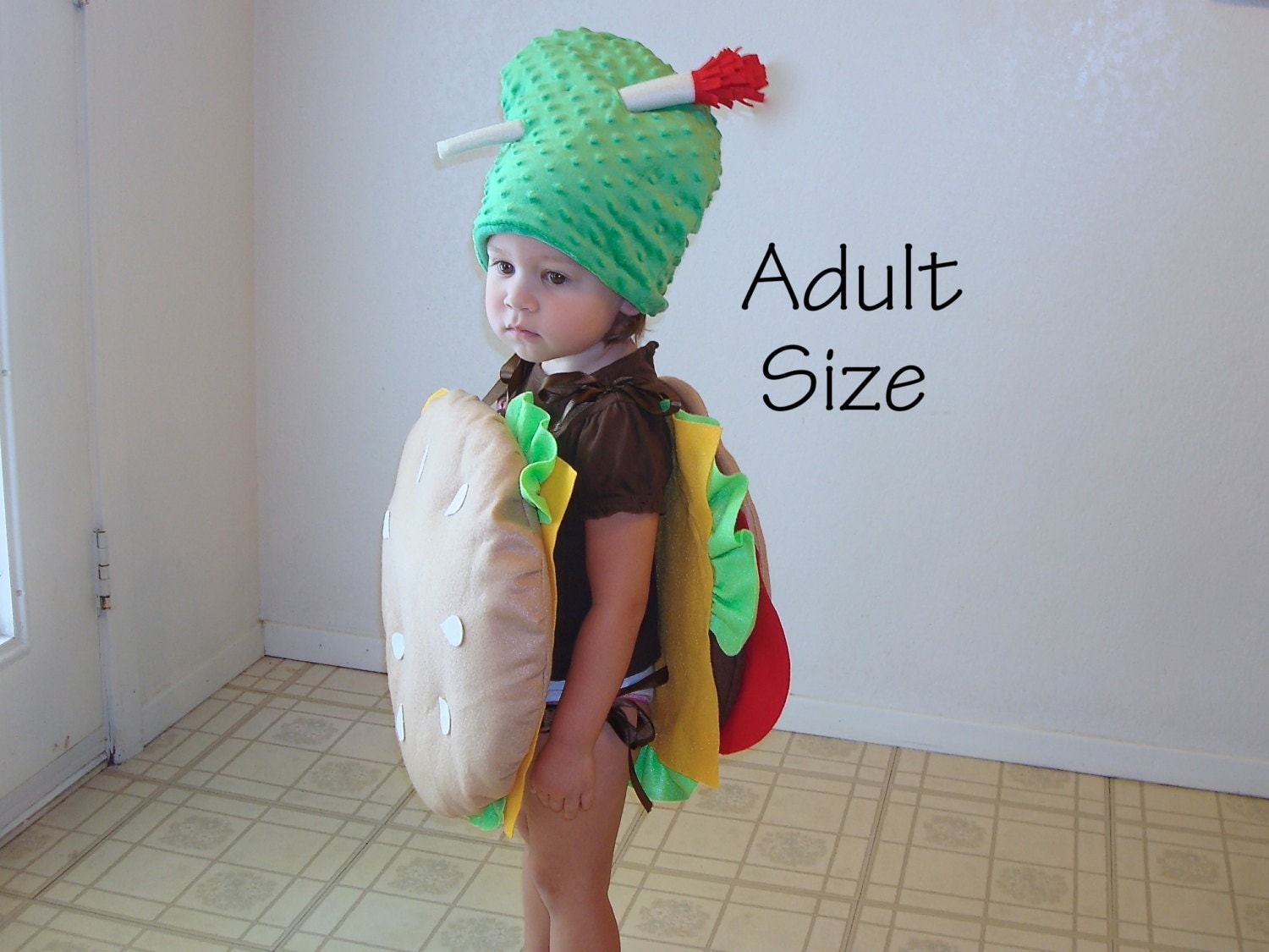 Watermelon costumes for adults