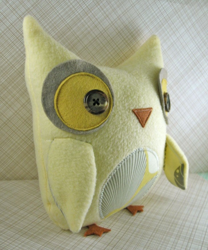 Clementine the Owl
