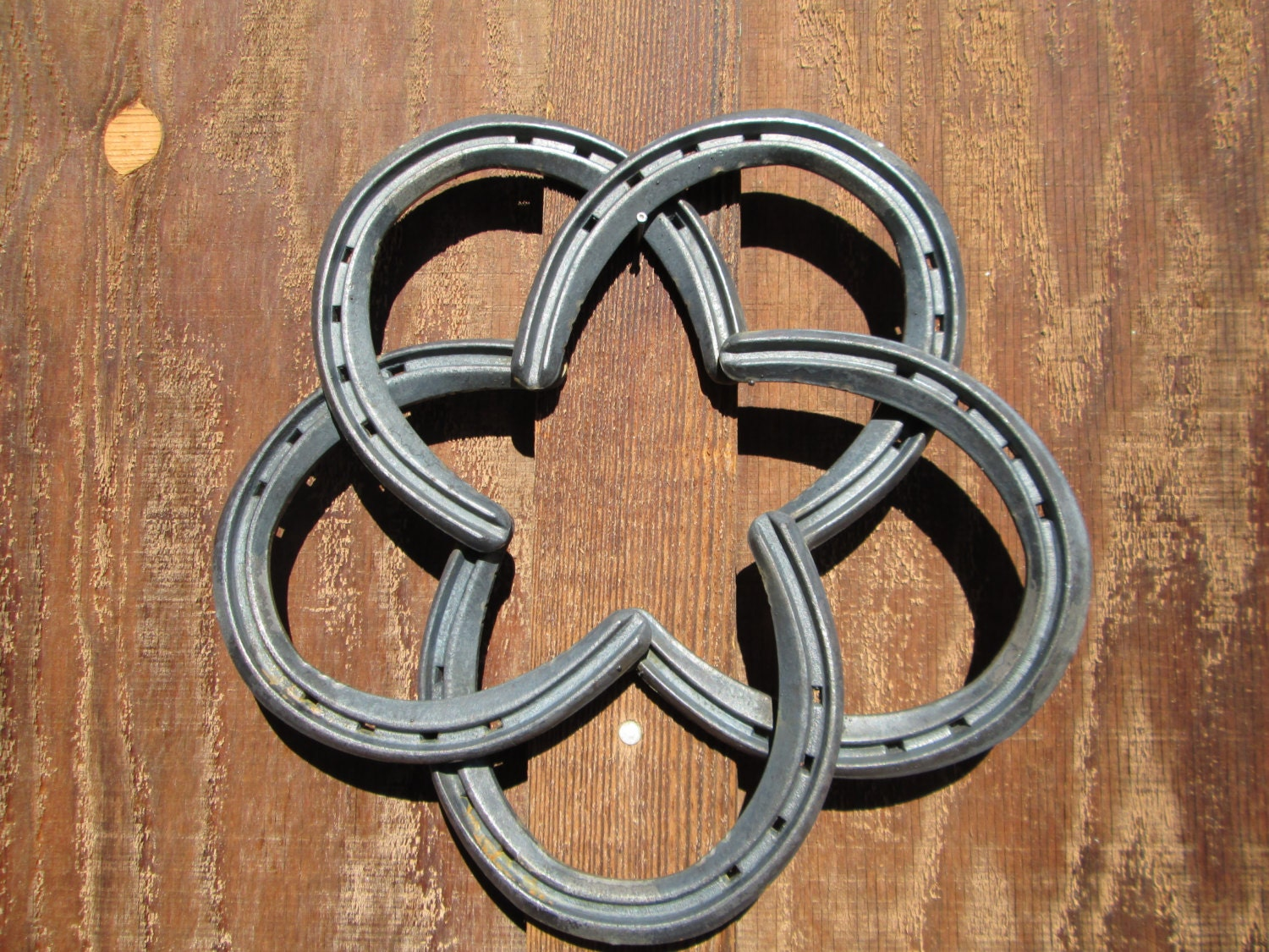 Horse Shoe Star Country Western Home Decor By RusticandCountry
