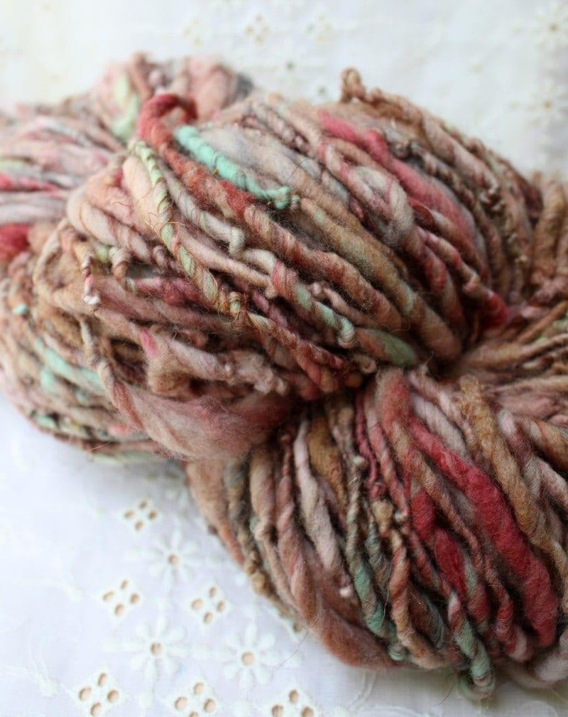 hattie weston - chubcake handspun yarn