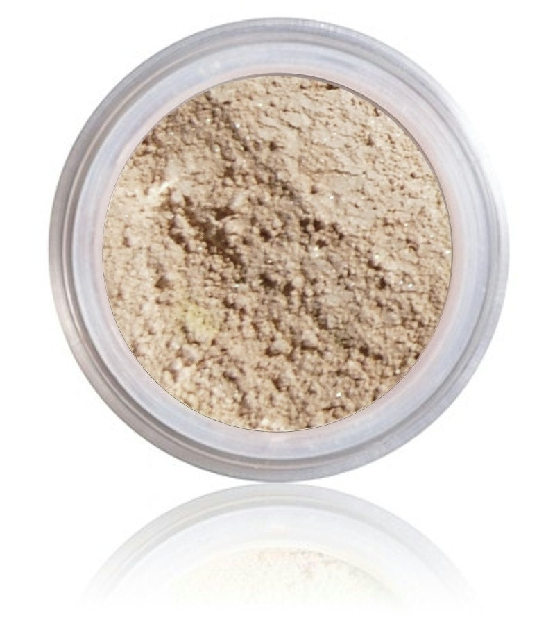 Sapele Pure Organic Mineral Foundation (light to medium skin with neutral undertones)
