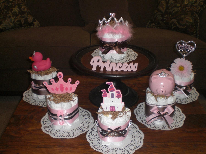 PRINCESS Diaper Cake Baby Popular Items For Princess Diaper Cake On Etsy