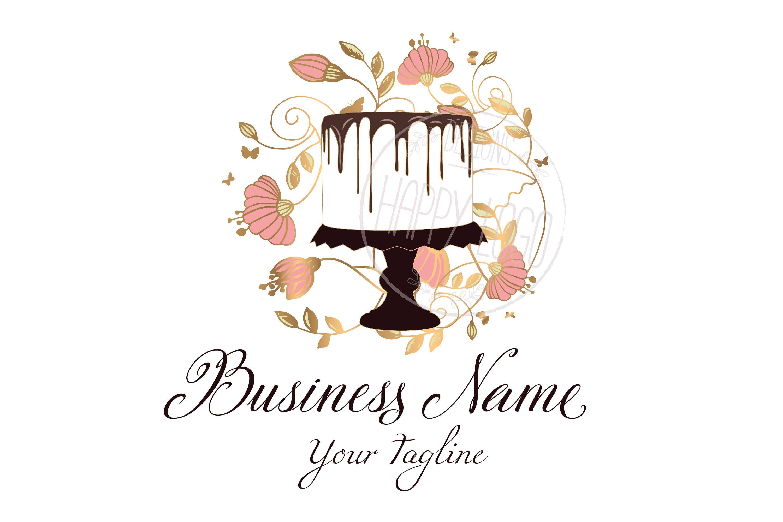 Cake designer logo