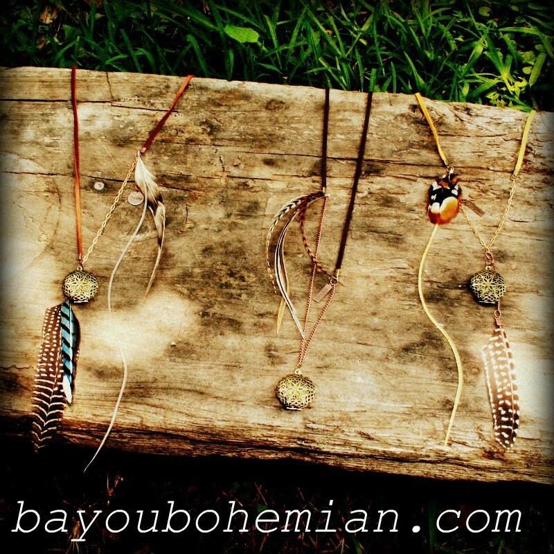 DREAM essential locket necklace