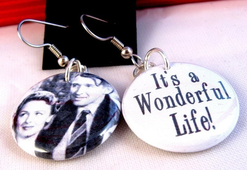 It's a Wonderful Life Earrings