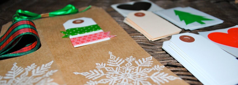 Christmas Packaging Kit