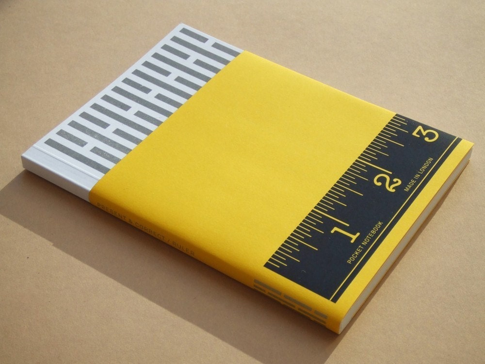 Geometry Set Jotter - RULER
