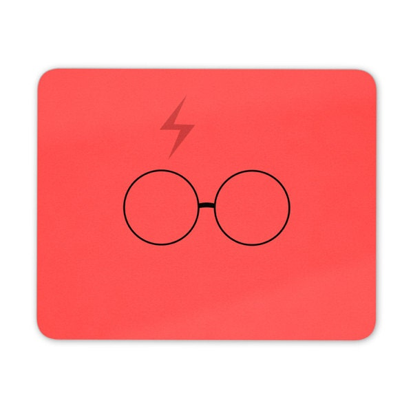 Harry Potter mouse pad red  mouse mat 3P001C