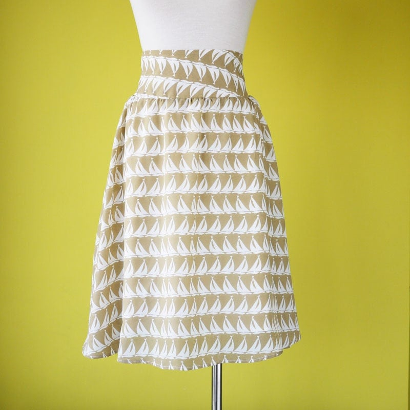plus size skirt circle skirt high waisted by prototypedesign