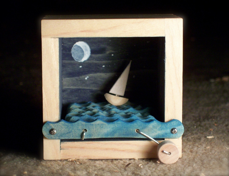 night boat automaton