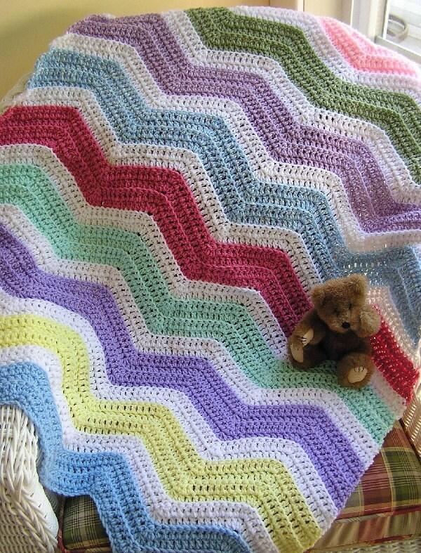 Popcorn Ripple Crochet Afghan Welcome To The Craft Yarn Dinocrofo