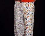 PETE'S Dog Print PJ Pants 30 inch waist