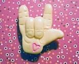 I Love You --- Sign Language Magnet