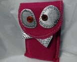 SHINY MONSTER POUCH - Camera / Phone / iPod / PDA / Card Cozy