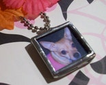 Customized Pendant with photo of your beloved pet, loved ones, vacation shots