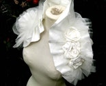 French Vanilla Bridal Wrap