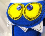 Deep Blue Monster Pouch - iPod/ iPhone/ Camera Sleeve or Cozy