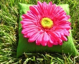 Flower Paperweight and Sachet PDF Tutorial eBook