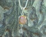 Peach Nectar Necklace