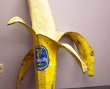 Large Fiberglass Banana