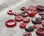 It's Not A Merlot, It's A Burgundy Scrapbooking and Craft Buttons