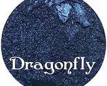 DRAGONFLY Mysterious Deep Blue Mineral Makeup Eyeshadow Pigment
