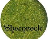 SHAMROCK Mineral Pigment Bright Green with Golden shimmer 3 Gram Sifter Jar