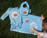 Goldfish Bowl Baby Shower Gift Set
