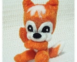 Chibi Chibitude Hand                                             made Felted and Stuffed Mini                                             Fox Kitsune Critter Cutie