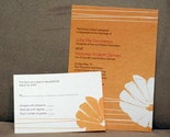 wedding invitation 4 - set of 100