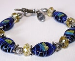Midnight Moon Bracelet