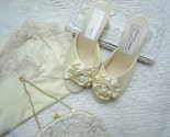 Cinderella For A Day... Vintage Wedding Slipper Shoes