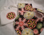 Michael Miller Carnival Bloom baby gift set