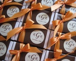 Fresh, Delicious Butter Crunch Candy Custom Wedding Event Favors