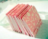 Pretty In Pink - Matchbook Notepads - Set of 10